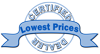 Lowest Price Banner.